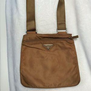 Prada Vela Crossbody Bag